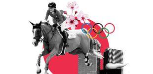 Post de Jessica Springsteen, la amazona estrella de los Juegos Olímpicos