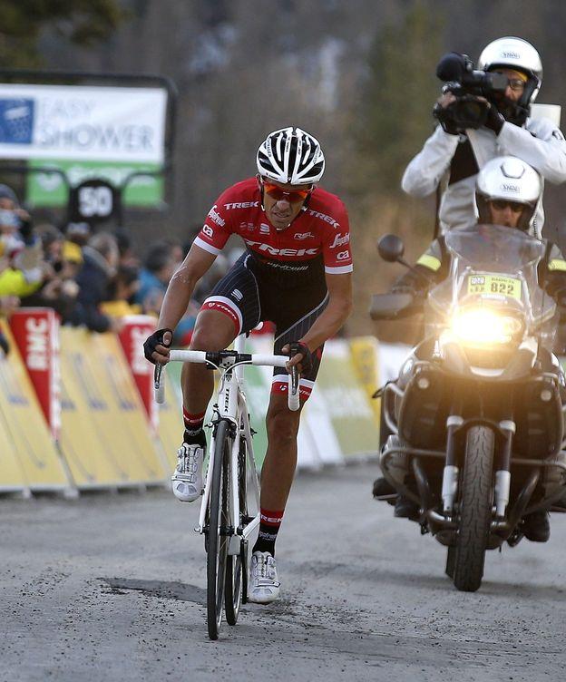 Foto: Contador aún no ha sumado ningún triunfo en 2017. (EFE/EPA)