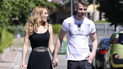 Edurne pasea su amor por De Gea tras su fracaso en Eurovisión