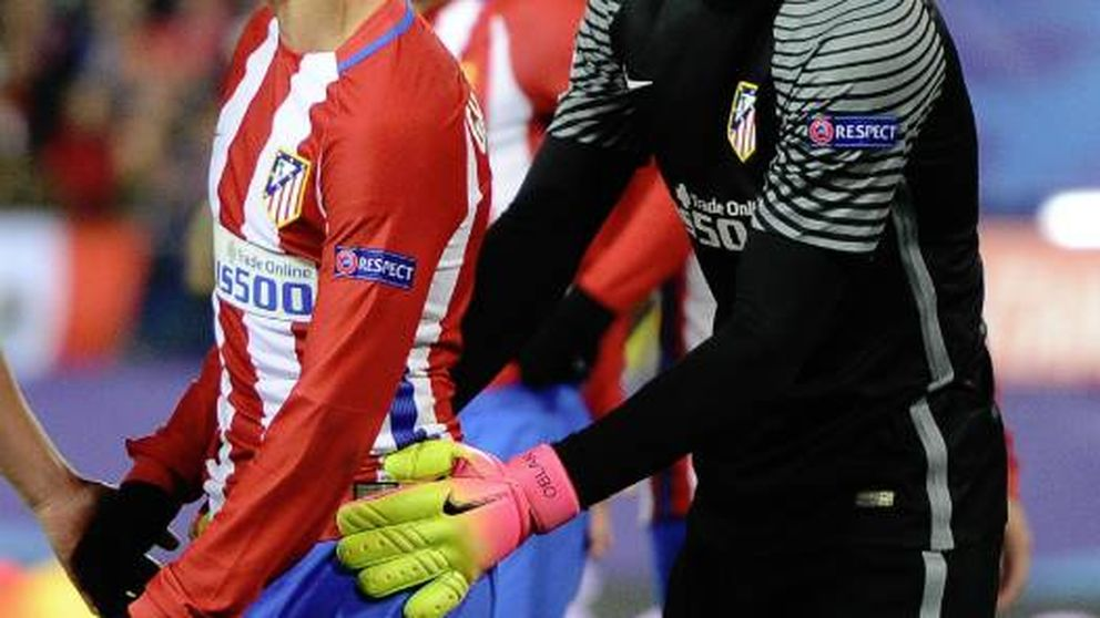La explicación del Atlético de Madrid a los celos de Oblak por el sueldo de Griezmann