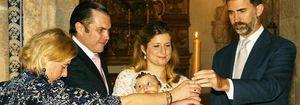 Foto: El enésimo desplante del príncipe Felipe a Luis Alfonso de Borbón