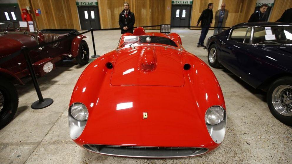 Un Ferrari de 32 millones de euros, la joya que no vio Enzo Ferrari