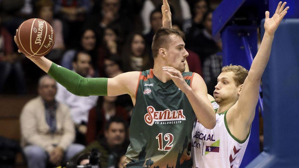 El Betis evita in extremis la desaparición del Baloncesto Sevilla, que sigue en ACB