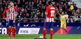 Post de Ni el miedo que inflige Costa al rival saca a Simeone de su filosofía rácana