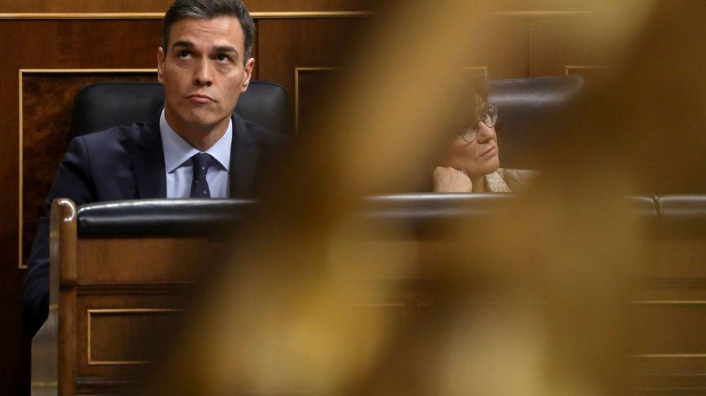 Foto: El presidente del Gobierno, Pedro Sánchez. (Reutes)
