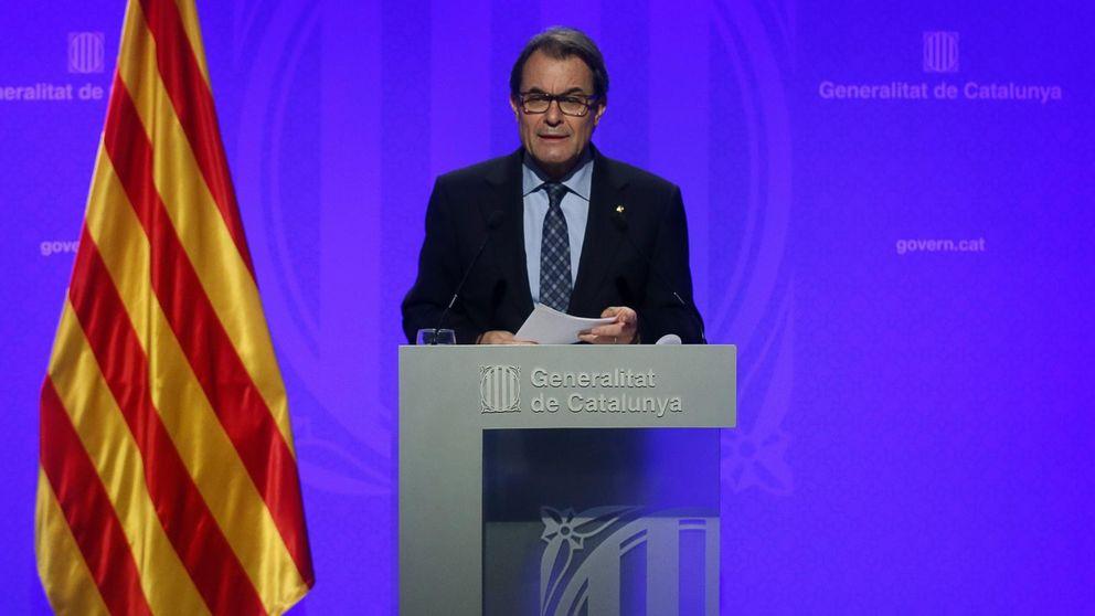 Mas propone a Rajoy diálogo para acordar una consulta definitiva