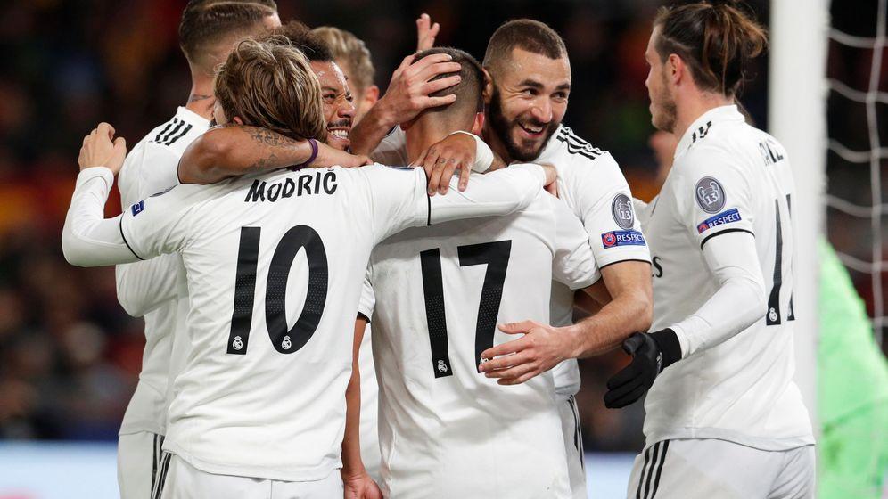 Foto: El Real Madrid es el único equipo español con un canal en abierto. (Reuters)