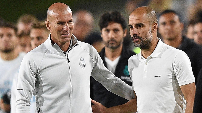 Zidane contra Guardiola, 'round' 2: claves tácticas para una remontada en Mánchester
