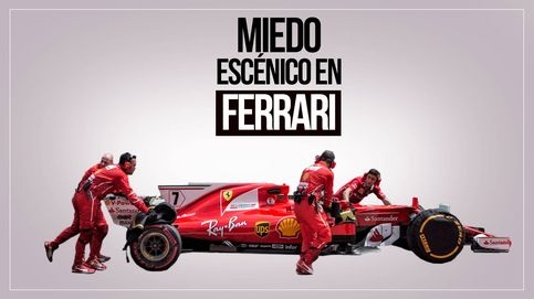 El síndrome de Ferrari: por qué petardea cuando hay títulos en juego