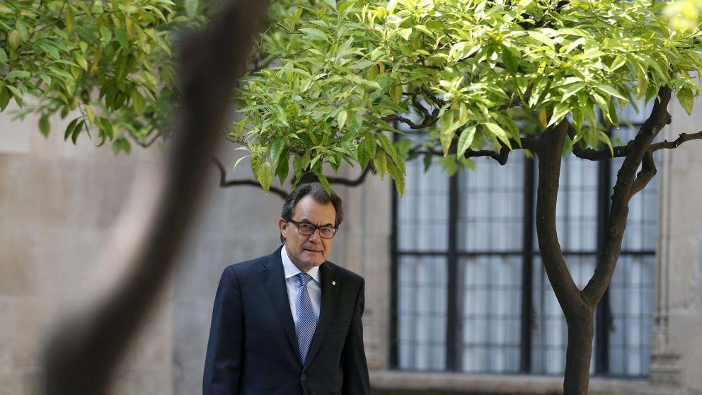 El Parlament ve sospechosa la relación de Mas y Jordi Pujol Ferrusola