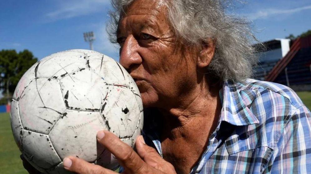 Foto: El Trinche Carlovich fue un icono en Argentina. (EFE)