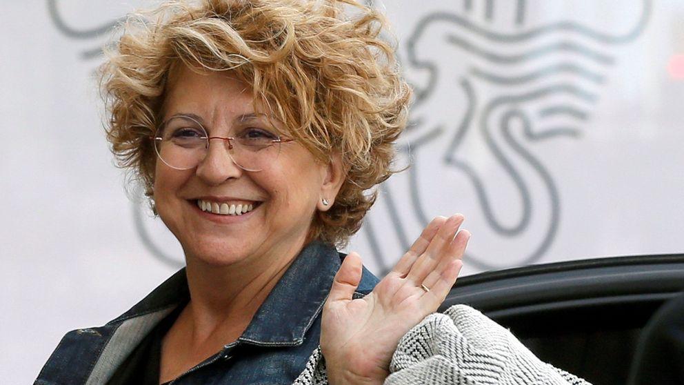 La productora Esther García, galardonada con el Premio Nacional de Cine 2018