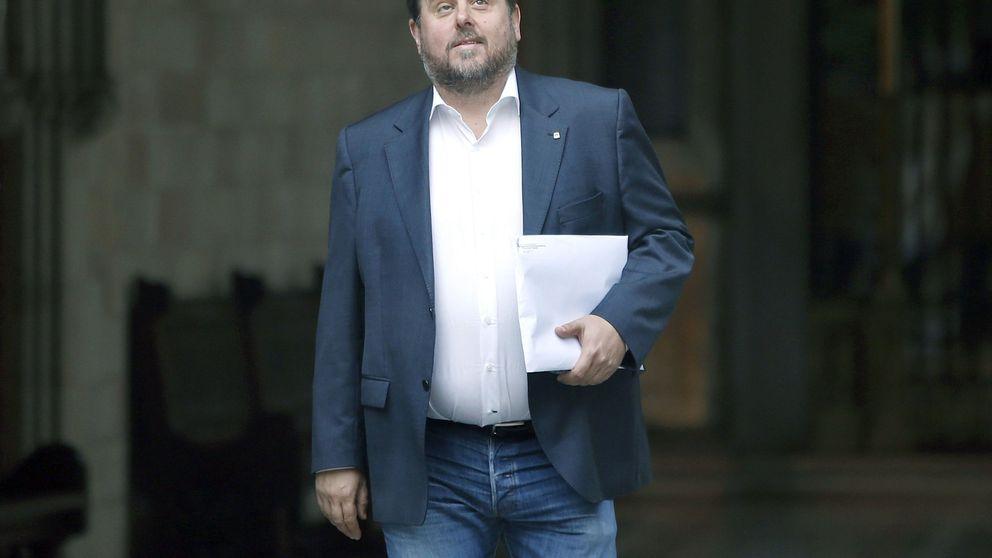 Junqueras irá al Consejo de Política Fiscal tras sus presupuestos más independentistas