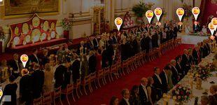 Post de Identificamos a los españoles invitados a la cena de Buckingham