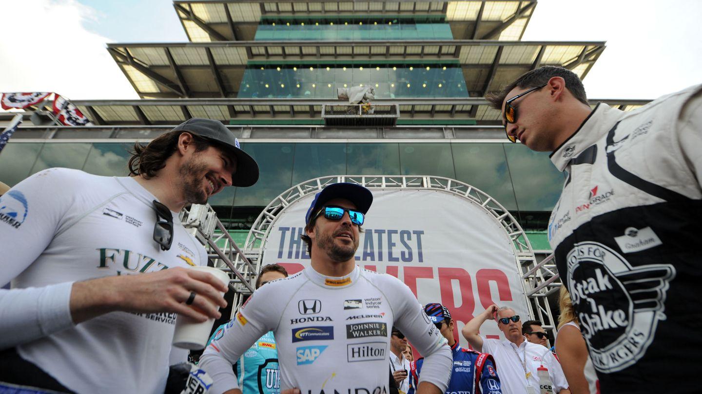 Antes o después, Fernando Alonso regresará a las 500 Millas de Indianápolis. (USA Today Sports)