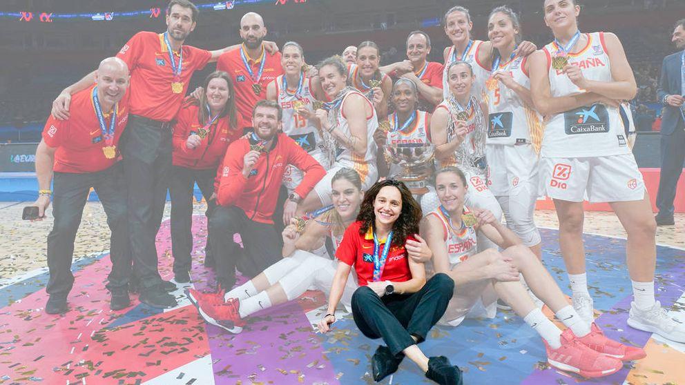 Esta zamorana experta en 'big data' es el gran secreto de la selección española de 'basket'