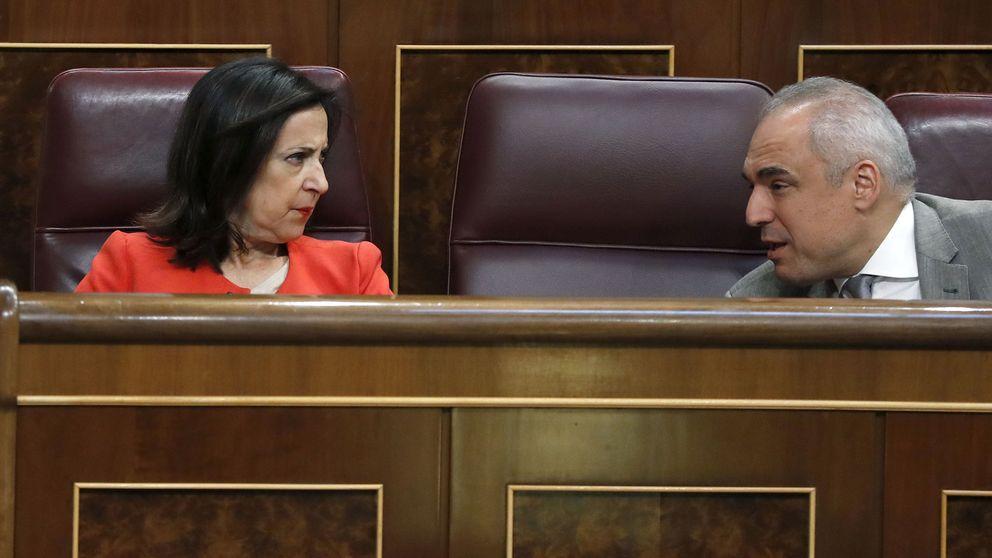 El Congreso rechaza apoyar al Gobierno frente al 1-O por el voto no del PSOE