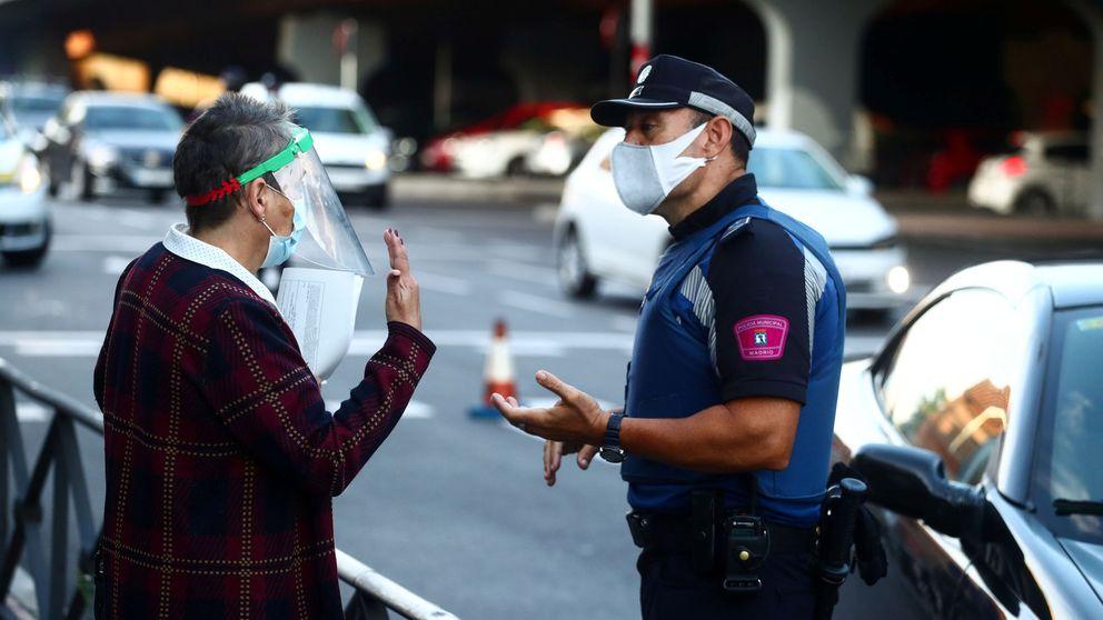 El virus avanza en Madrid: las zonas sobre la línea roja de las restricciones son ya 47