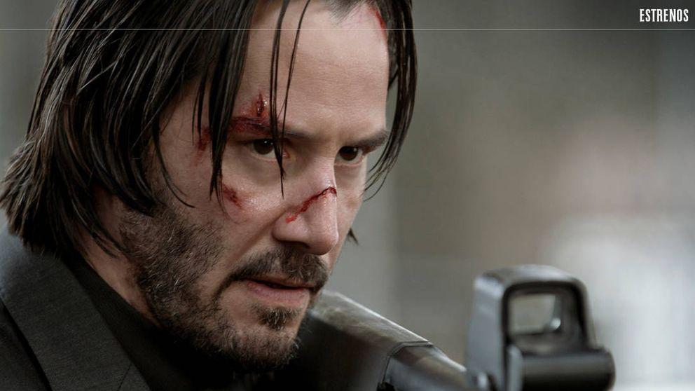 'John Wick': la legendaria resurrección de Keanu Reeves