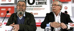 Toxo y Méndez critican que el 'modelo alemán' y los 'mini jobs' no funcionan ni en Alemania