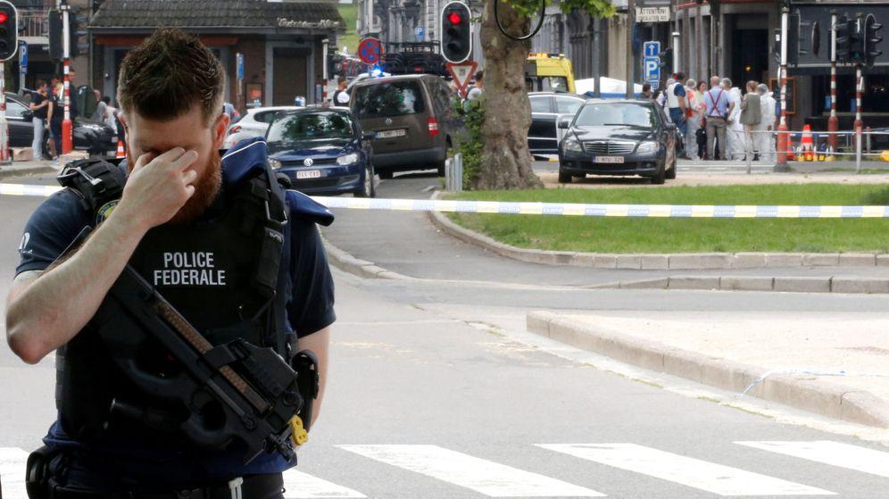 Foto: Atentado en Bélgica. (Reuters)