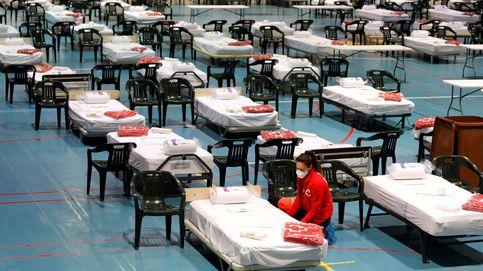 Hospital de campaña de Igualada