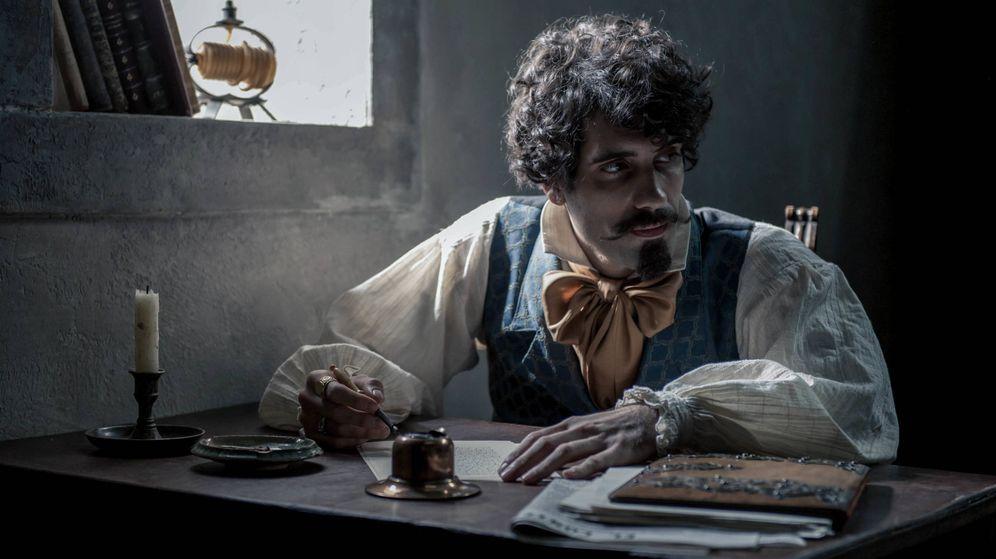 Foto: Bécquer, protagonista del nuevo capítulo de 'El Ministerio del Tiempo'.