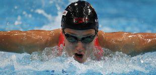 Post de Mireia Belmonte consigue el récord del mundo de 400 estilos en piscina corta
