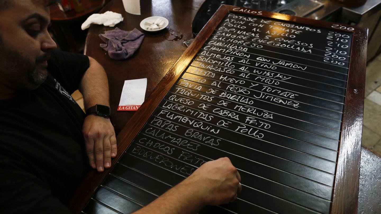 ¿Pueden sustituir las tapas al menú? (Reuters)