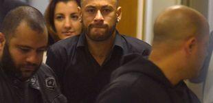 Post de Neymar declara por la divulgar imágenes íntimas de la mujer que le acusa de violación
