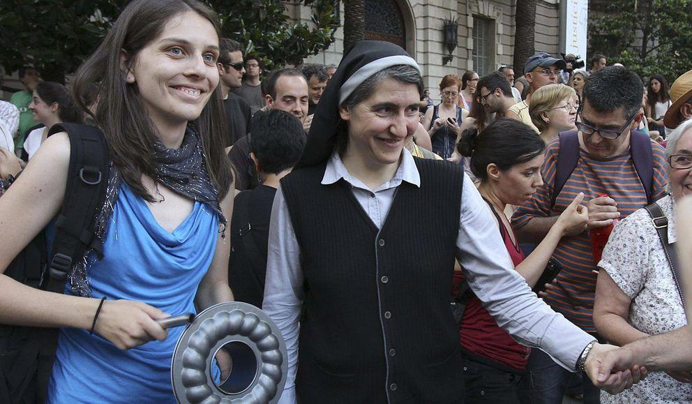 La monja, teóloga y doctora en medicina Teresa Forcades. (EFE)