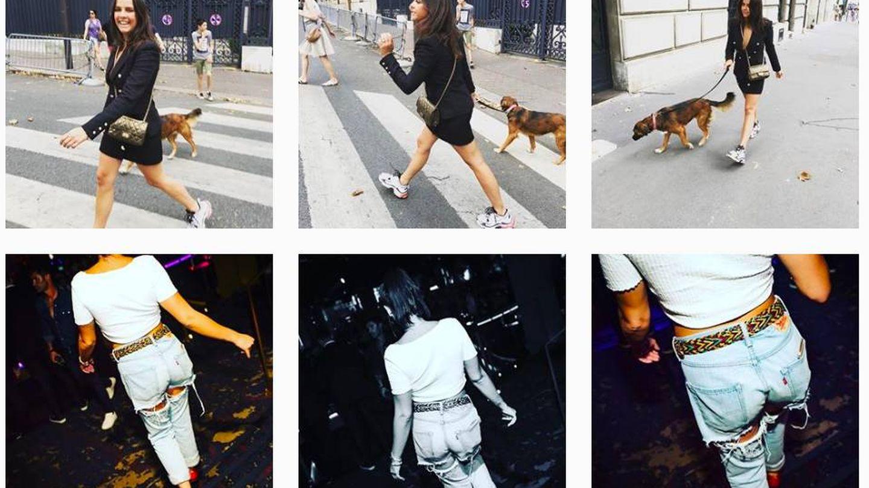 Instagram. (Estefanía de Mónaco)