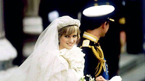 El vestido de novia de Diana en 'The Crown' o cómo dejarnos sin palabras