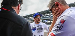 Post de Así coge velocidad el 'culebrón' de Fernando Alonso con las 500 Millas de Indianápolis