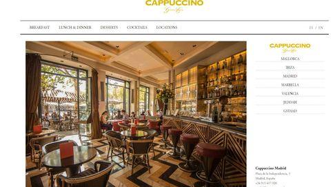 Se busca comprador para los lujosos Cappuccino Grand Café