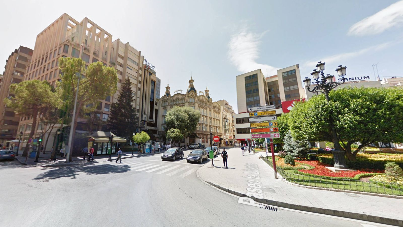 Foto: Albacete. (Google Maps)