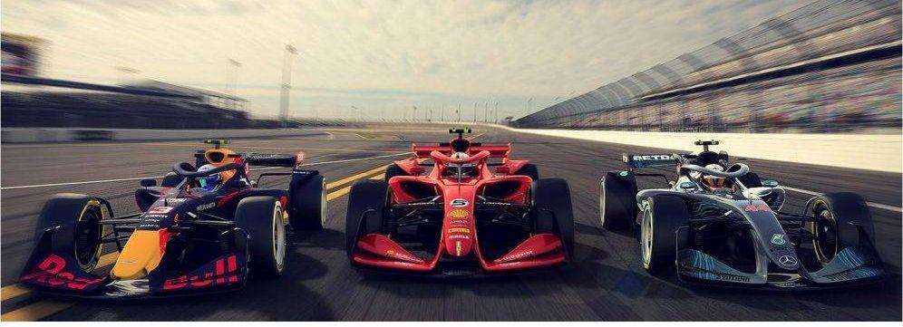 Foto: Fórmula 1 presentó tres nuevos conceptos para 2021. (Fórmula 1)