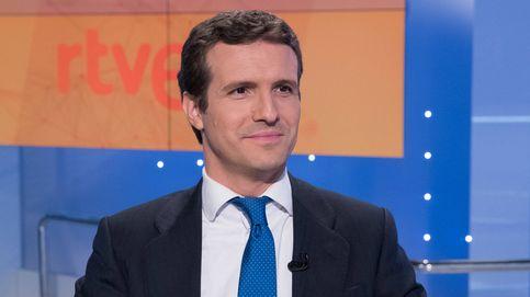 La audiencia de TVE da la espalda tanto a Pedro Sánchez como a Pablo Casado