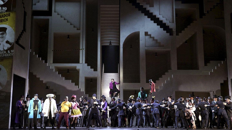 'La prohibición de amar' se estrena en el Teatro Real (Javier del Real)