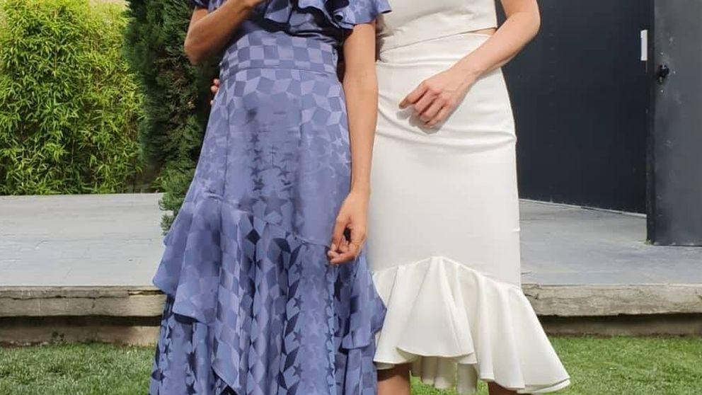 Sara Carbonero e Isabel Jiménez: amigas, socias y con la misma falda