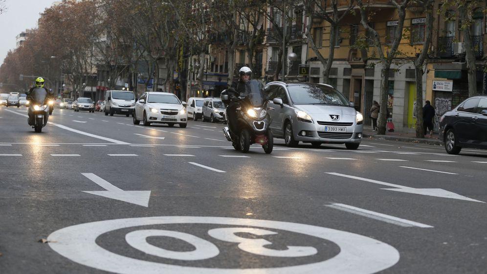 Foto: Paseo de las Delicias en Madrid. (EFE)