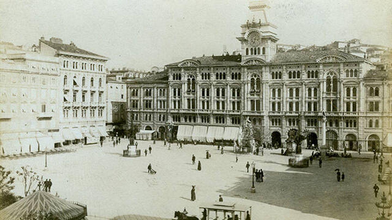 'Piazza' Grande de Trieste.