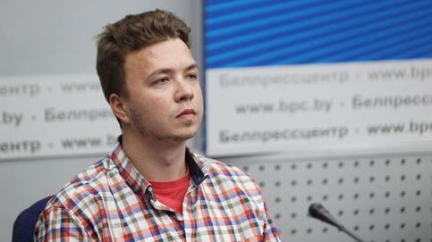 Bielorrusia pone bajo arresto domiciliario al opositor Protasevich y a su pareja