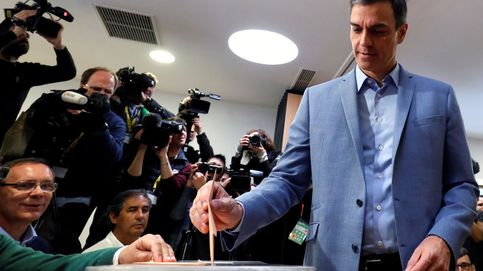 Directo | Sánchez e Iglesias, los primeros en votar el 28-A