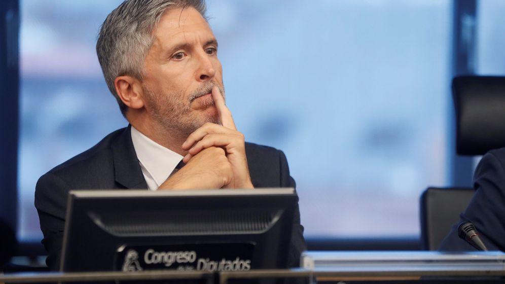 Foto: Fernando Grande-Marlaska pide consenso (EFE/Fernando Alvarado)