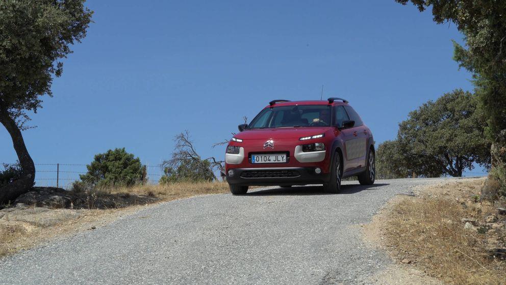 El innovador Citroën C4 Cactus da una vuelta al concepto de automóvil