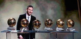Post de De Leo Messi a Antoine Griezmann, lo mejor y lo peor del Balón de Oro