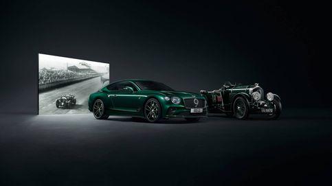 El último y exclusivo coche de Bentley para celebrar su centenario