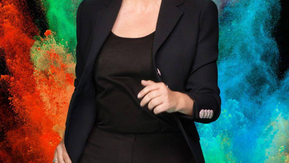 Posados de Toñi Moreno, presentadora de 'Viva la vida'