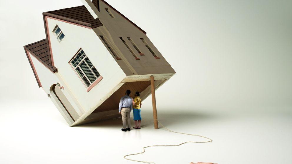 Si los bancos quieren darte una hipoteca, ¿hasta dónde llegarían?